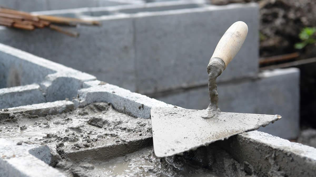 перечислить виды строительных растворов
